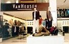 Van Heusen plans 40 EBOs